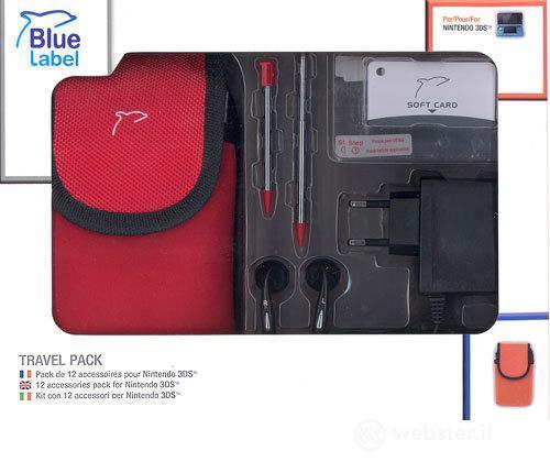 3DS Premium Pack Rosso