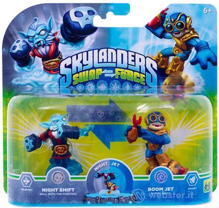 Skylanders Swap Double Pack 3 (SF)