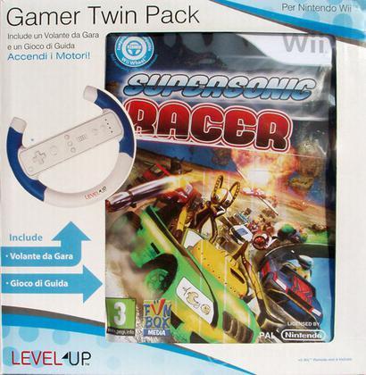 Supersonic Racer + Volante