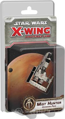 Star Wars X-WING: Mist Hunter