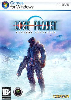 Lost Planet Ex. Condition