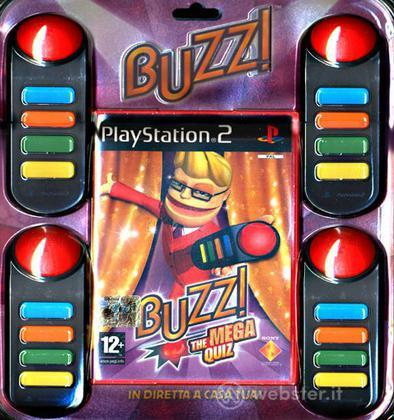 Buzz: The Mega Quiz + Buzzer