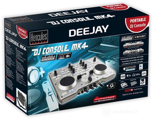 Console DJ DjConsole MK4 - Hercules