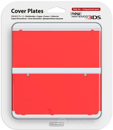 Nintendo New 3DS Cover Rosso