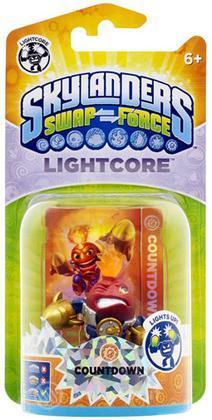 Skylanders LightCore Count-Down (SF)