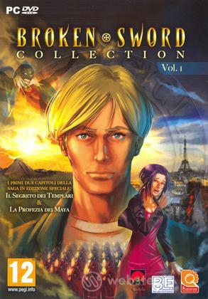 Broken Sword Collection Vol 1