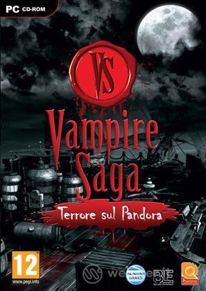 Vampire Saga - Terrore sul Pandora