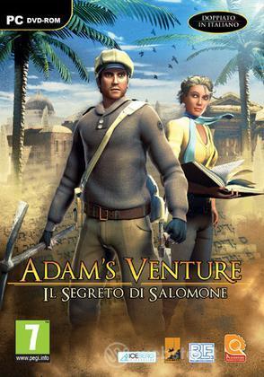 Adam`s Venture 2 Il Segreto di Salomone