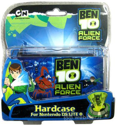 NDSLite Crystal Case Ben 10 Alien Force
