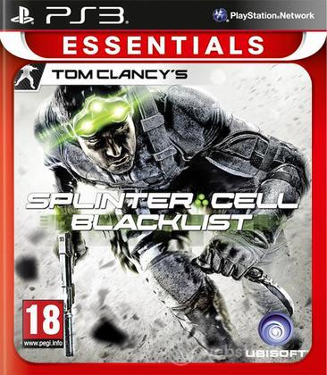 Essentials Splinter Cell Black List
