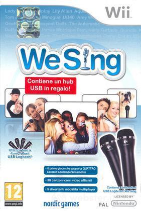 We Sing + Microfoni