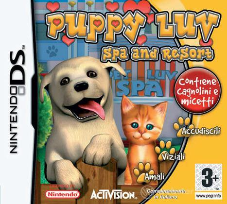 Puppy Luv Spa & Resort Tycoon
