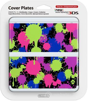 Nintendo New 3DS Cover Splatoon