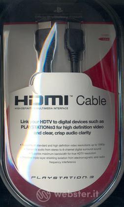 PS3 Sony Cavo HDMI