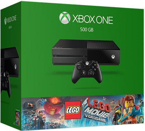 XBOX ONE + Lego Movie