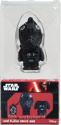 TRIBE USB Key SW Tie Fighter Pilot 8Gb