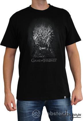 T-Shirt Trono di Spade - Iron Throne L