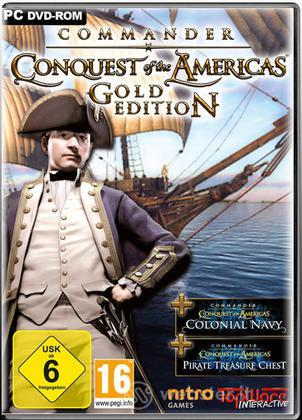 Conquest of America Gold Edition