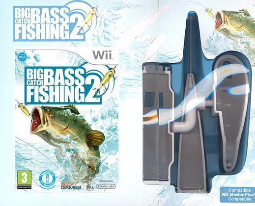 Big Catch Bass Fishing 2 + Canna
