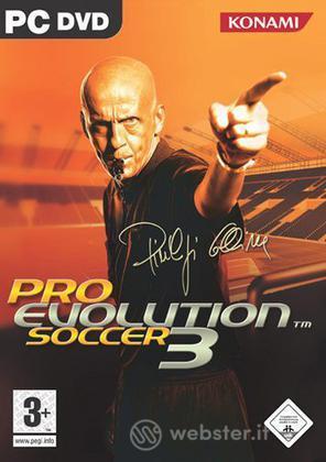 Pro Evolution Soccer 3 - DVD ROM