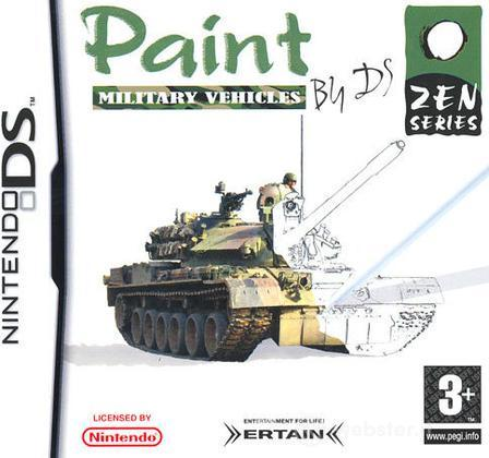 Paint By DS Military Vehicle