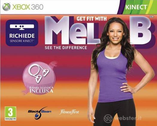 Get Fit With Mel B Kinect Bundle