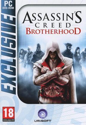 Assassin's Creed Brotherhood Kol Eur 12