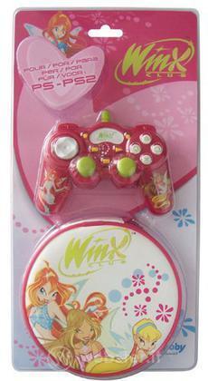 PS2 Winx Tech Pack