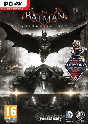 Batman Arkham Knight Preorder Edition
