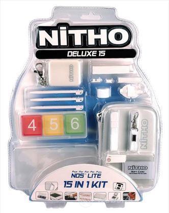 Kit 15 in 1 NITHO  DSLite