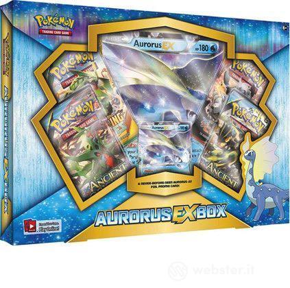 Pokemon Aurorus EX Box UK