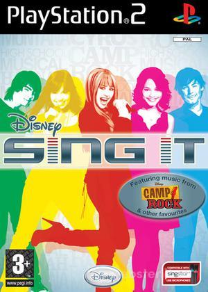Disney Sing It! Camp Rock