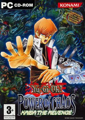 Yu-Gi-Oh! Power of Chaos - Kaiba The Rev