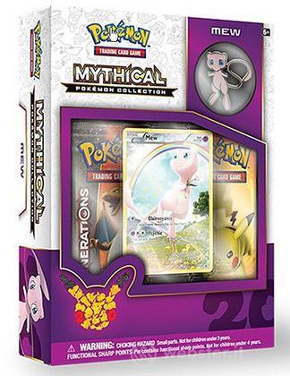 Pokemon Mythical Pokemon Coll. Box UK