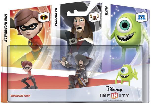 Disney Infinity - I Buoni