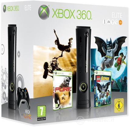 XBOX 360 Elite Holiday Value Bundle