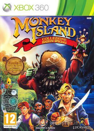 Monkey Island Adventures Coll. Ed. Spec.