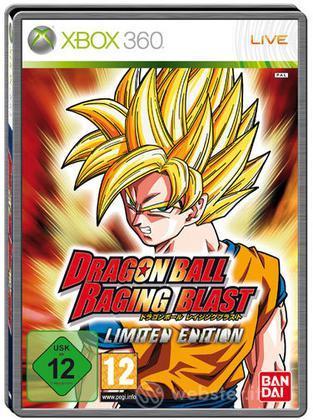 Dragonball Raging Blast Limited Edition