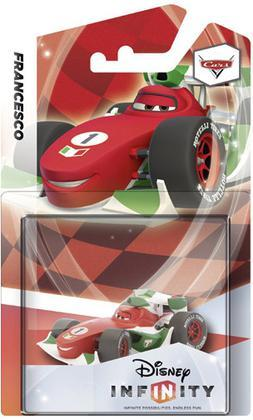 Disney Infinity Francesco Bernoulli