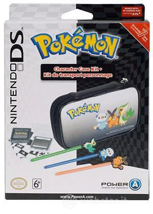 Pokemon B&W Kit All DS