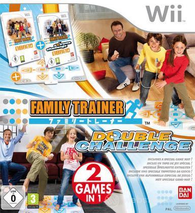 Family Trainer Double Challenge Bundle