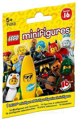 LEGO Personaggio da Collezione Serie 16