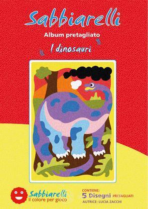Sabbiarelli Album I Dinosauri