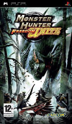 Monster Hunter Freedom United