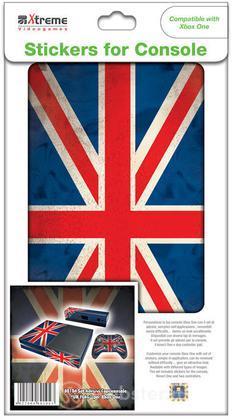 Stickers UK Flag XONE