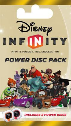 Disney Infinity PowerDiscPack 2 Gettoni
