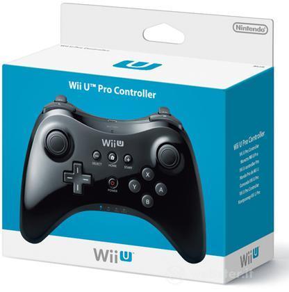 NINTENDO Wii U Controller Pro Nero