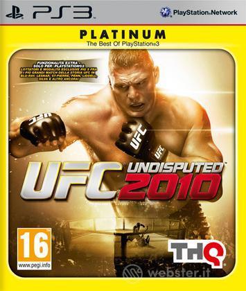 UFC Undisputed 2010 Platinum