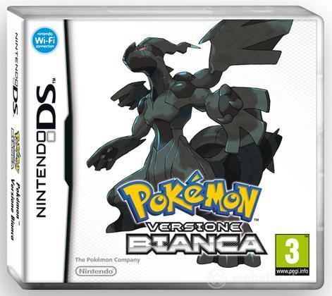 Pokemon Versione Bianca