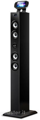 SoundTower Multimediale Nero
